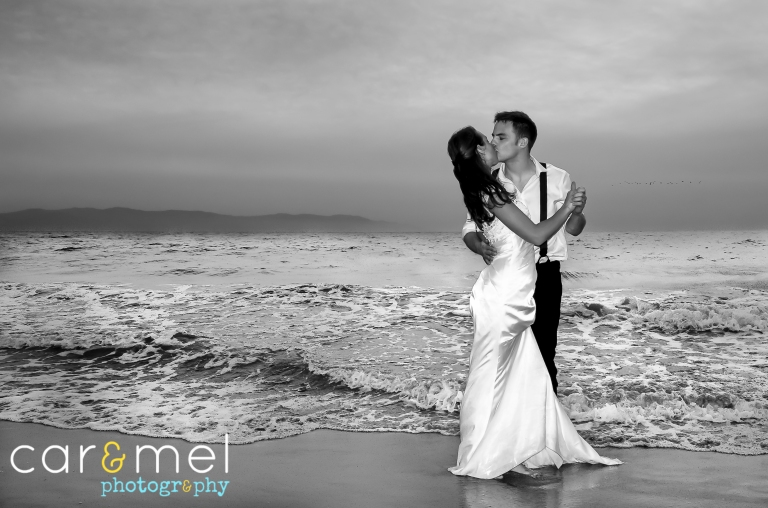 Trash the dress session Puerto Vallarta Wedding Photography