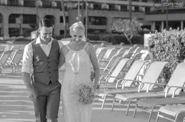 Diana & Daniel @ Marriott CasaMagna Puerto Vallarta