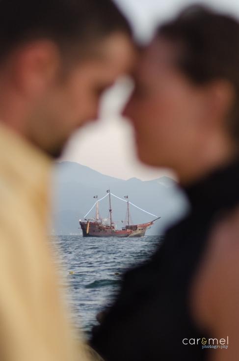 Lesha & Tim Engagement Session Puerto Vallarta Wedding Photography