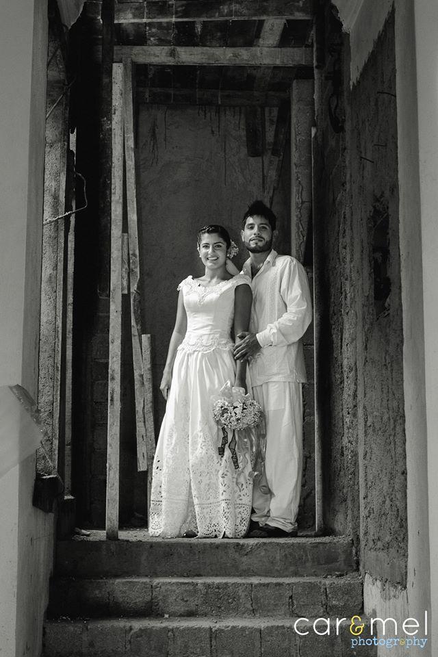 Negin & Christian @ Casa Karma, Puerto Vallarta, Mexico.