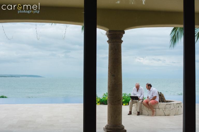Janet & Stewart @ Punta Mita, Mexico