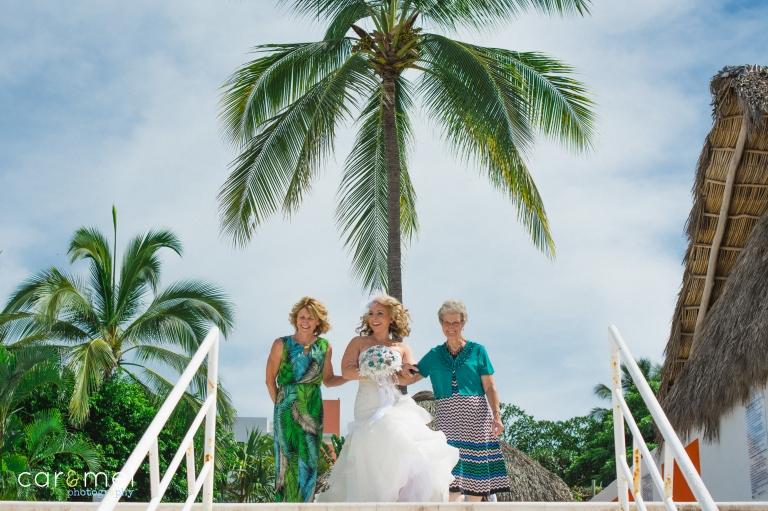 Christina & Christopher @ Meliá Resort Puerto Vallarta, Mexico