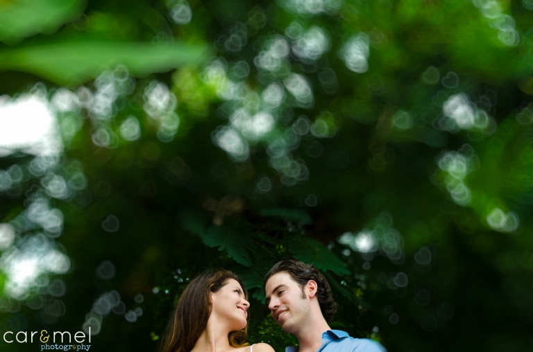 Magali & Marcos Engagement´s session @ Downtown Vallarta.