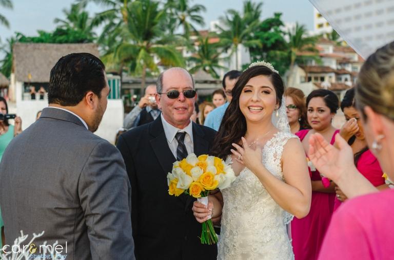 Carolyn and Steven @ Meliá Vacation Club, Puerto Vallarta.