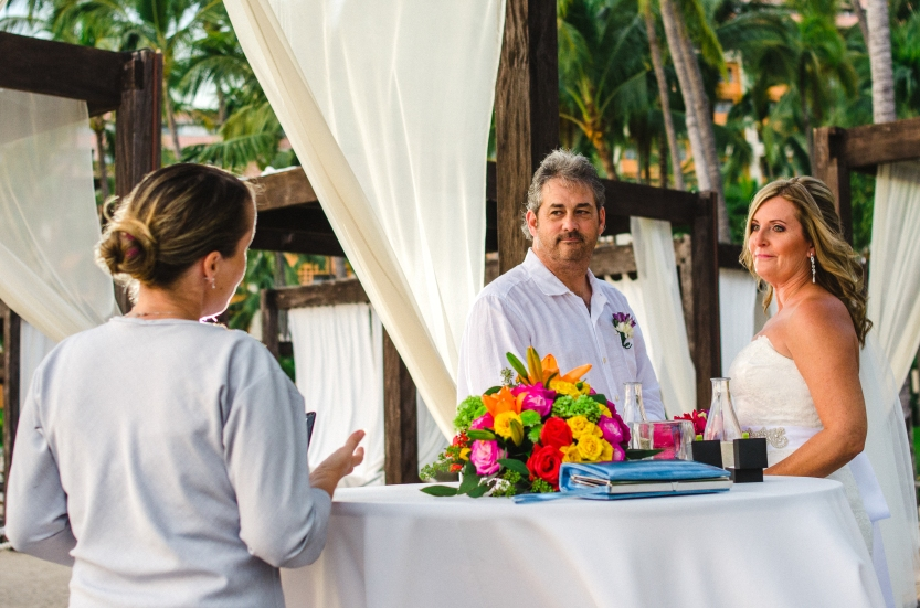 Cathy & Drew @ The Westin Resort and Spa, Puerto Vallarta.