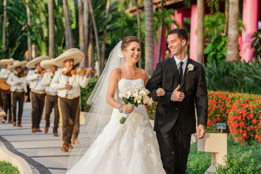 Chelsea & Jimmie @ The Westin Resort & Spa, Puerto Vallarta, Mexico.