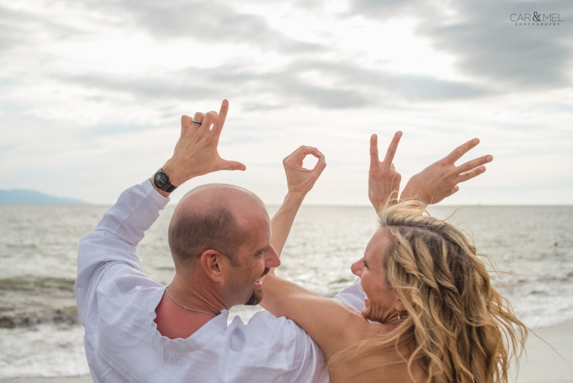Christine & Keith @ Marriott CasaMagna Puerto Vallarta, Mexico