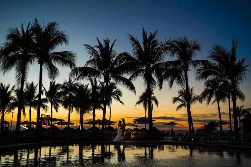 Kat & Sam @ Now Amber Resort Puerto Vallarta, Mexico