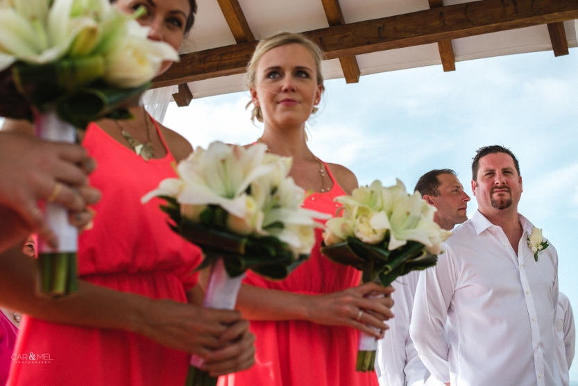 Megan & Dan @ Now Amber Resort, Puerto Vallarta, Mexico.