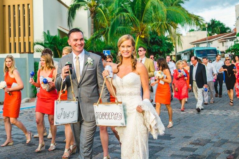 Kristin & Matthew @ Velas Vallarta Resort, Puerto Vallarta, Mexico.