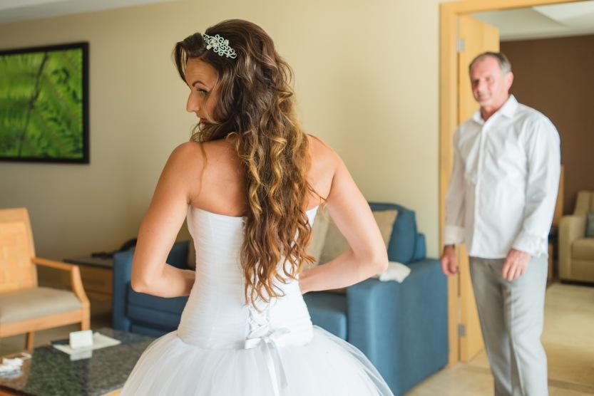 Anna & Jeff @ Sunset Plaza Resort, Puerto Vallarta