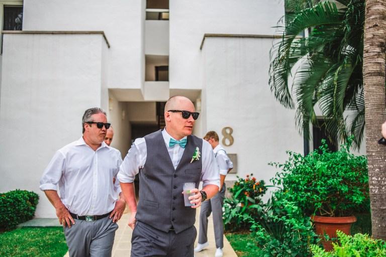 Ellen & Shawn @ Marival Resort Nuevo Vallarta, Mexico