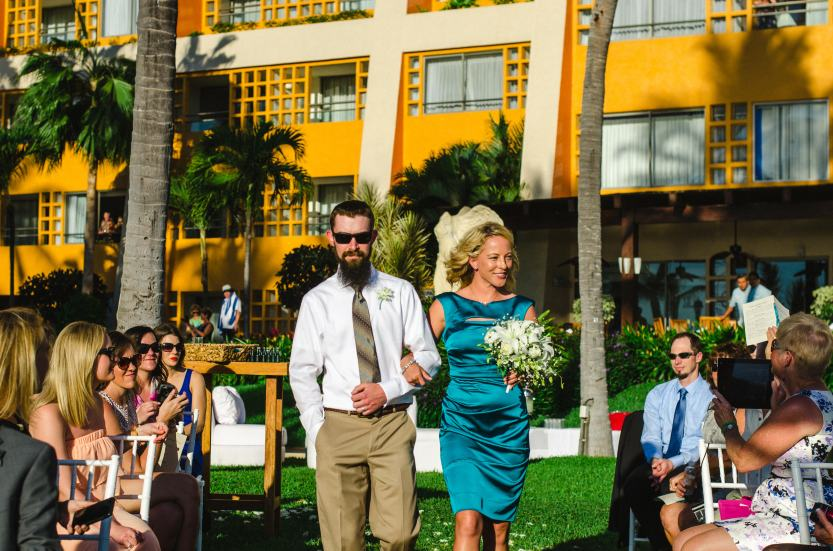 Lesha & Tim @ Club Regina, Puerto Vallarta, Mexico