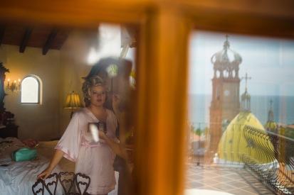 Megan & Blake @ Hacienda San Angel Puerto Vallarta Mexico