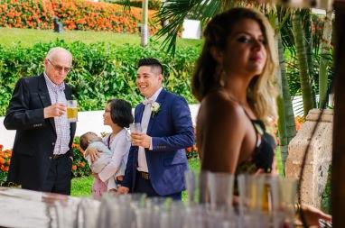 Michelle & Jason @ Hyatt Ziva, Puerto Vallarta, Mexico