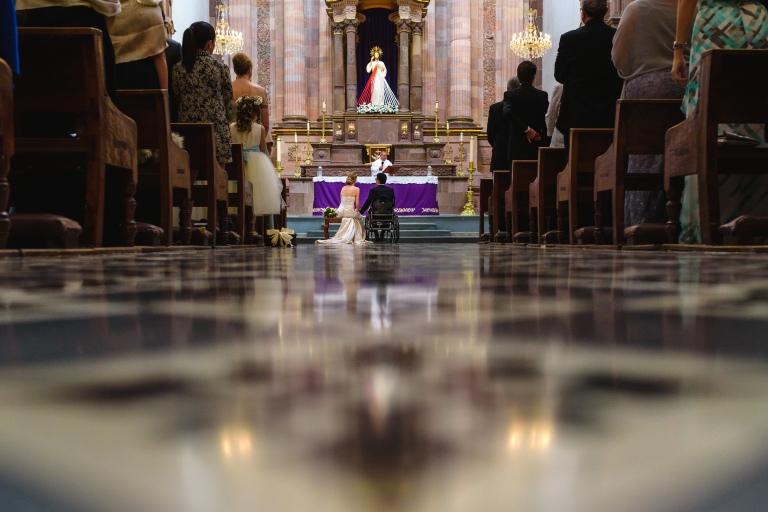 Margaret & Sergio in San Miguel de Allende, Guanajuato Mexico