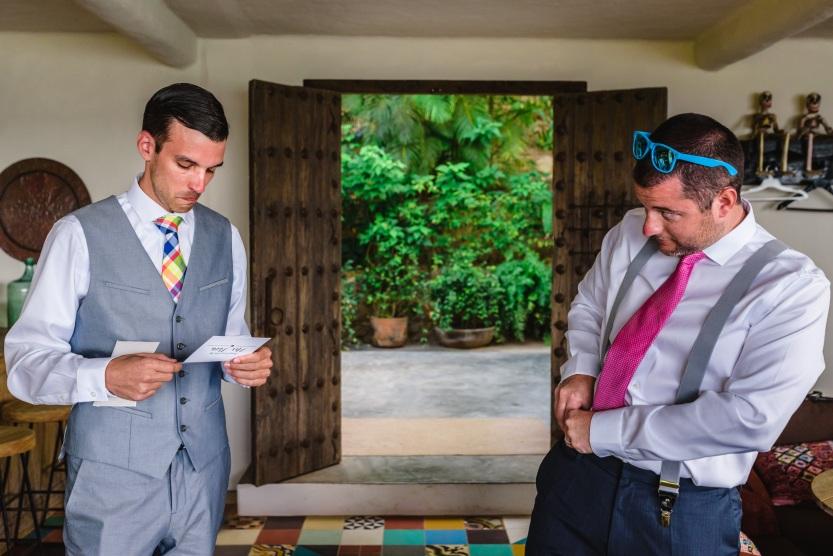 Robin & Dan @ Las Caletas, Puerto Vallarta.-46