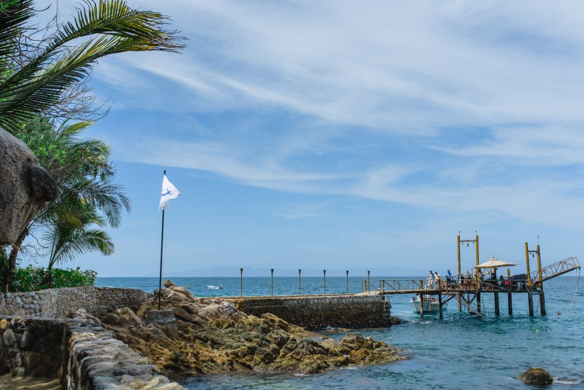 Robin & Dan @ Las Caletas, Puerto Vallarta.-5