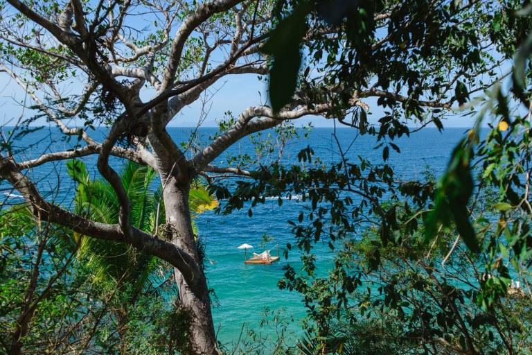 Robin & Dan @ Las Caletas, Puerto Vallarta.-6