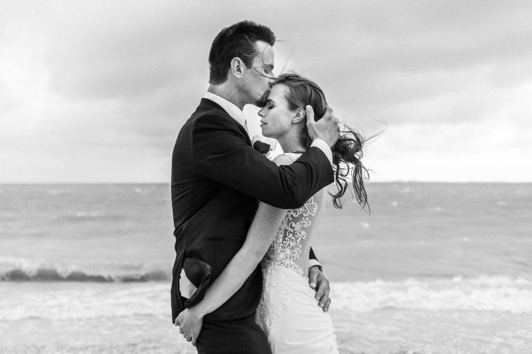 Maria & Greg, Isla Mujeres Resort Cancún.