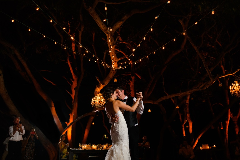 Ali & Reed, Four Seasons, Punta Mita