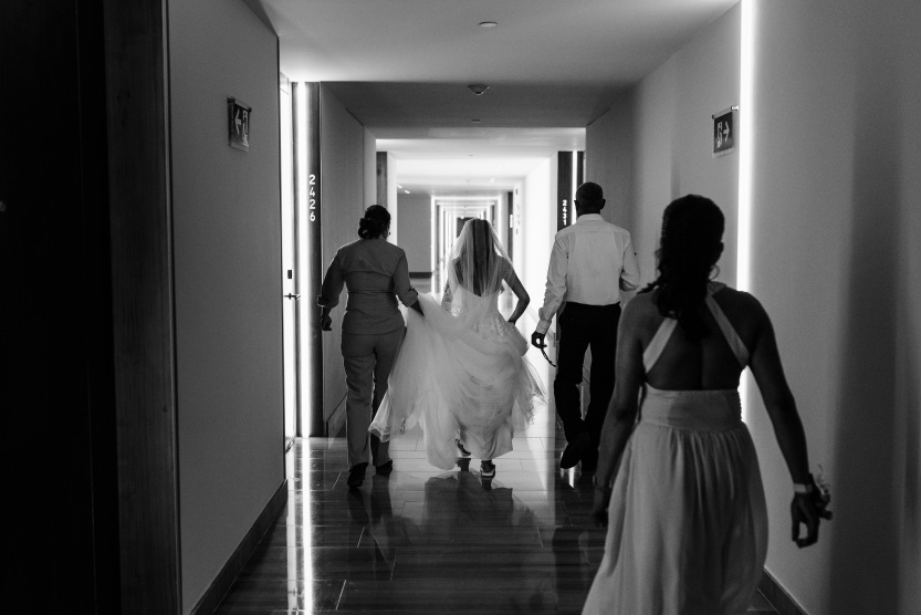Natasha & Brandon at Secrets The Vine Resort, Cancún México29